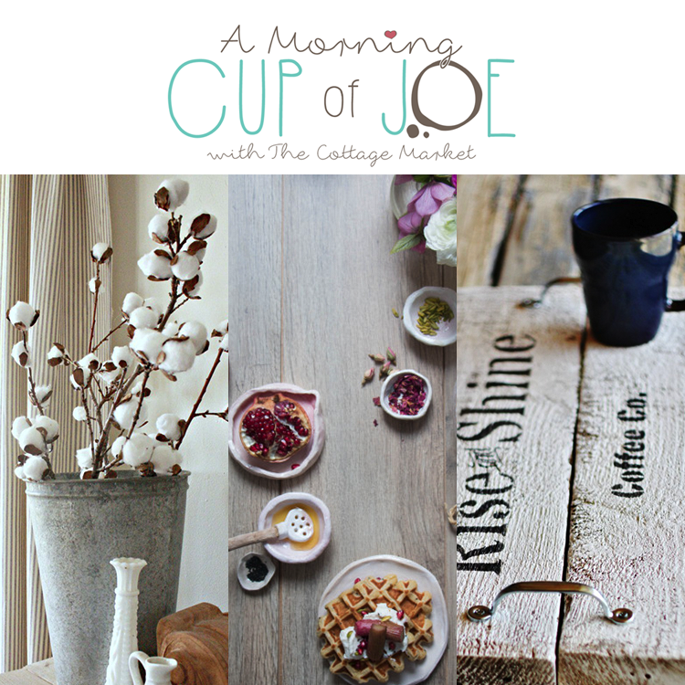 A Morning Cup of Joe Linky Party, DIY Projects, Features +