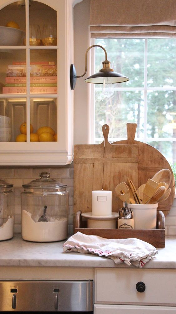 Inspirational Kitchen Farmhouse Vignettes Page 9 Of 14 The Cottage Market