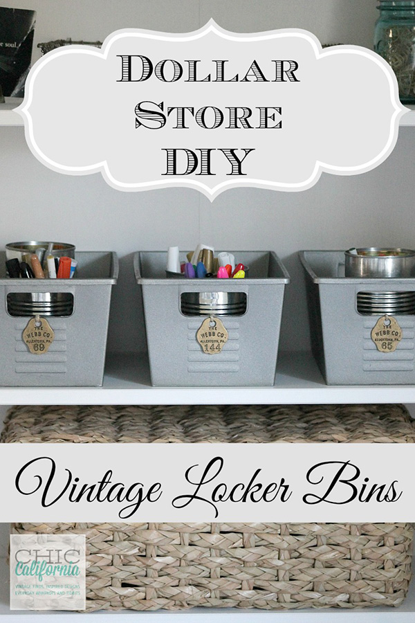 Diy Home Decor Crafts That Started At The Dollar Store Page 7 Of 14 The Cottage Market