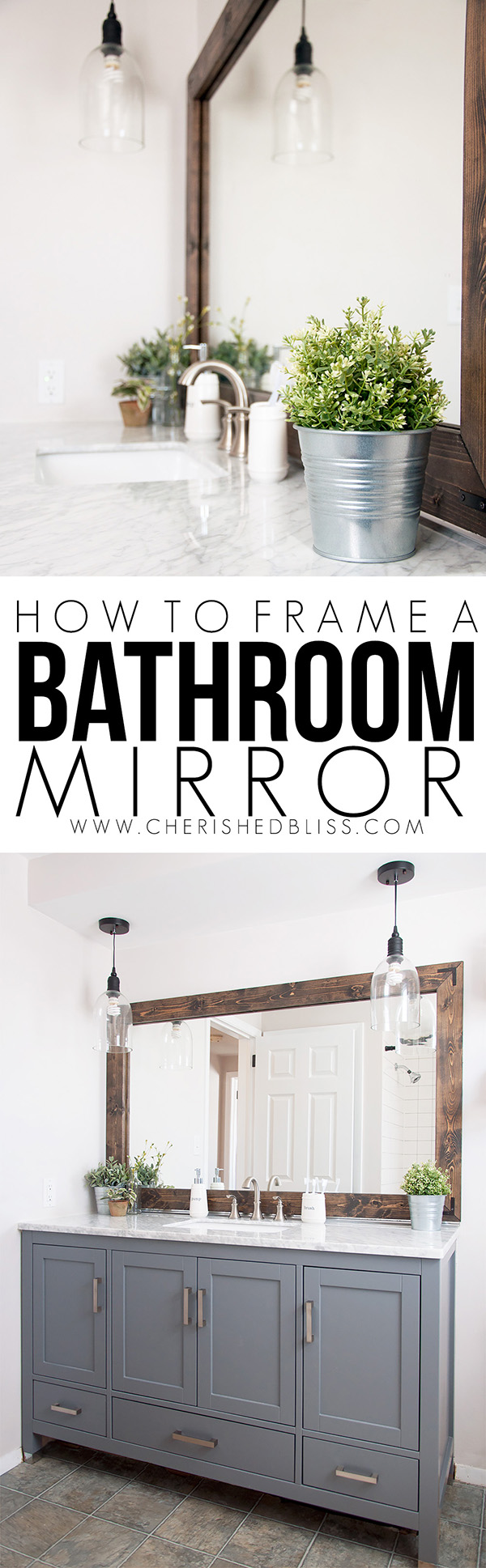 What s new in the world of farmhouse home decor diy and more page 7 of 12 the cottage market Rustic bathroom designs on a budget
