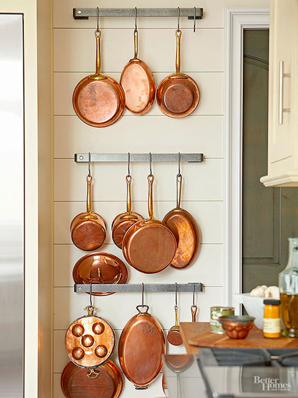 10 Ways To Store Your Pots And Pans With Style Page 3 Of