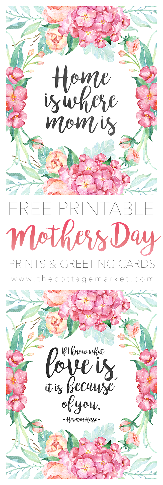 Free printable mothers day prints and greeting cards the tcm mothersday tower one kristyandbryce Choice Image