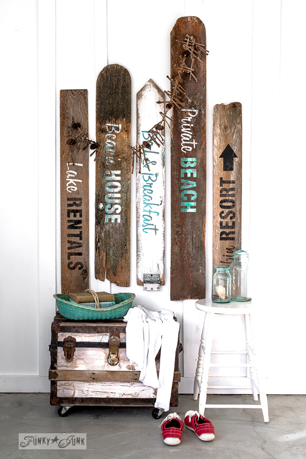 Delightful DIY Beach Home Decor Projects