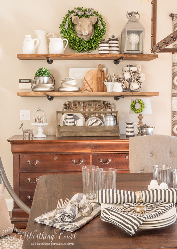 Fresh farmhouse diy projects that are sheer home decor