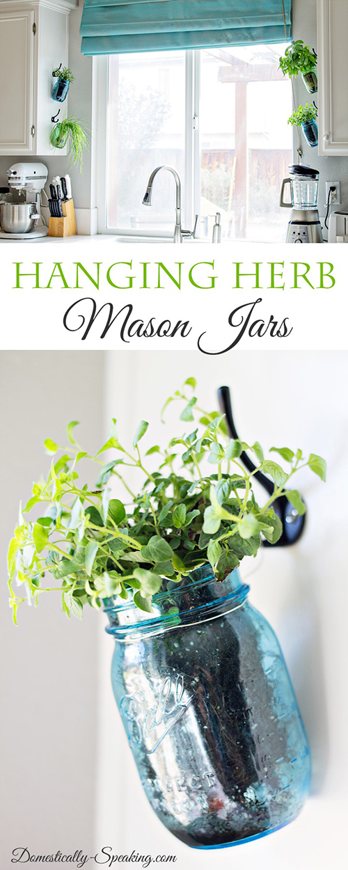 Marvelous Mason Jar Herb Gardens Page 8 Of 9 The