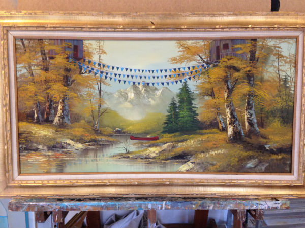 Astonishing Upcycled Thrift Store Art Diy Projects Page