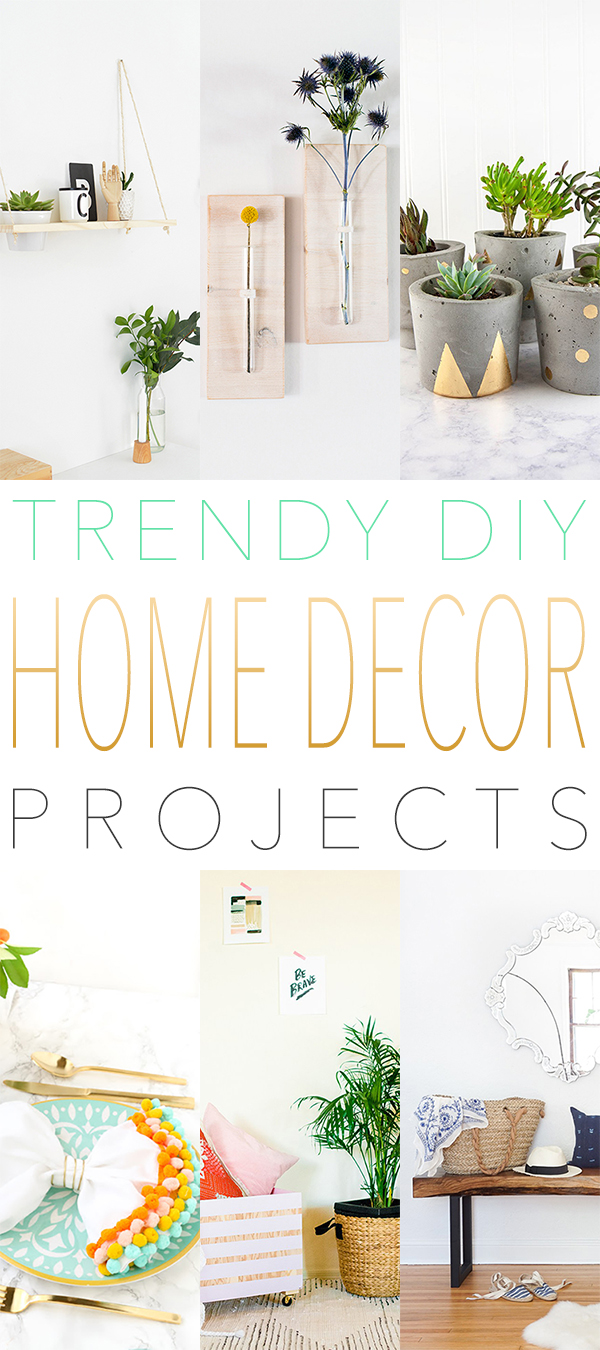 Trendy Diy Home Decor Diy Projects The Cottage Market