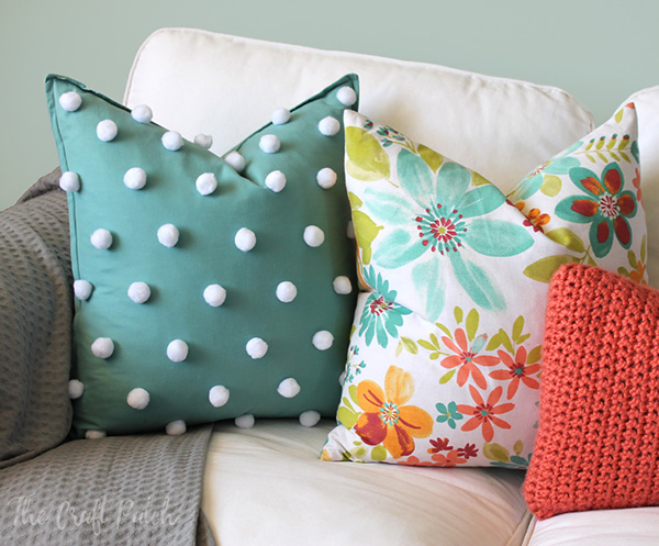 Trending DIY Throw Pillows - Page 3 of 12 - The Cottage Market