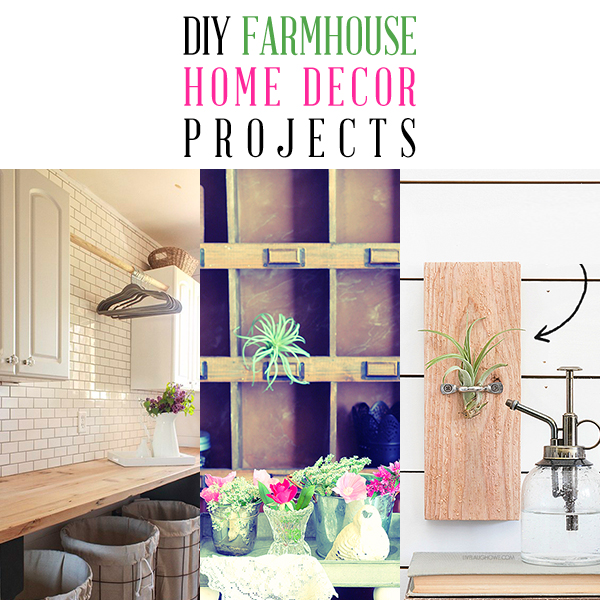 DIY Farmhouse Home Decor Projects Page 8 of 10 The Cottage Market