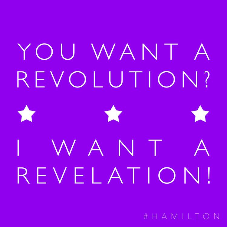 This free purple Hamilton printable lyric is motivational.