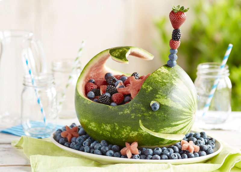 Watermelon Hacks You Will Love The Cottage Market