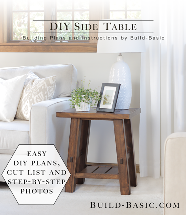 Diy Side Tables With A Farmhouse Flair Page 3 Of 11