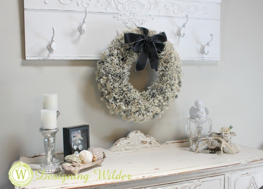 DIY-Book-Page-Wreath-with-Ribbon3