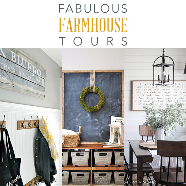 Fabulous Farmhouse Tours