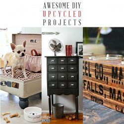 Awesome DIY Upcycled Projects