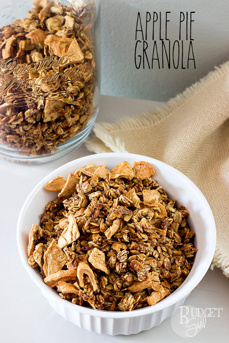 Apple-Pie-Granola-Budget-Girl