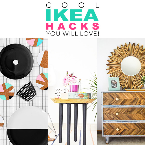 Cool IKEA Hacks /// You WIll Love!