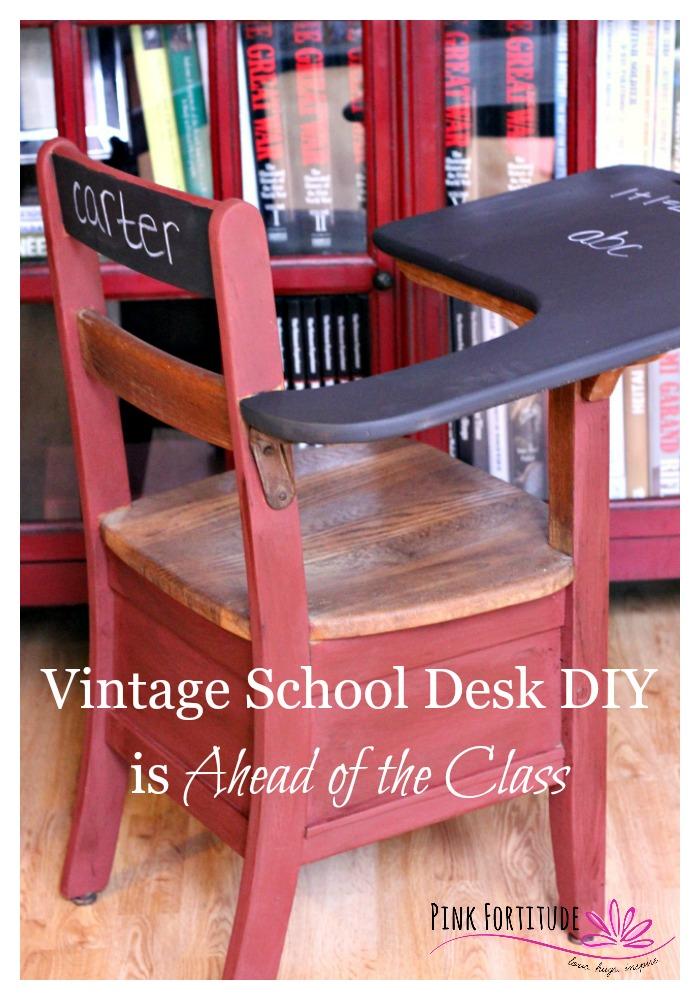 Vintage-School-Desk-DIY-is-Ahead-of-the-Class