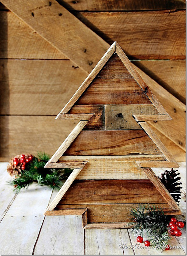Farmhouse Christmas Diy Pallet Projects Page 3 Of 13