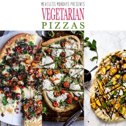 Meatless Monday Presents Vegetarian Pizzas