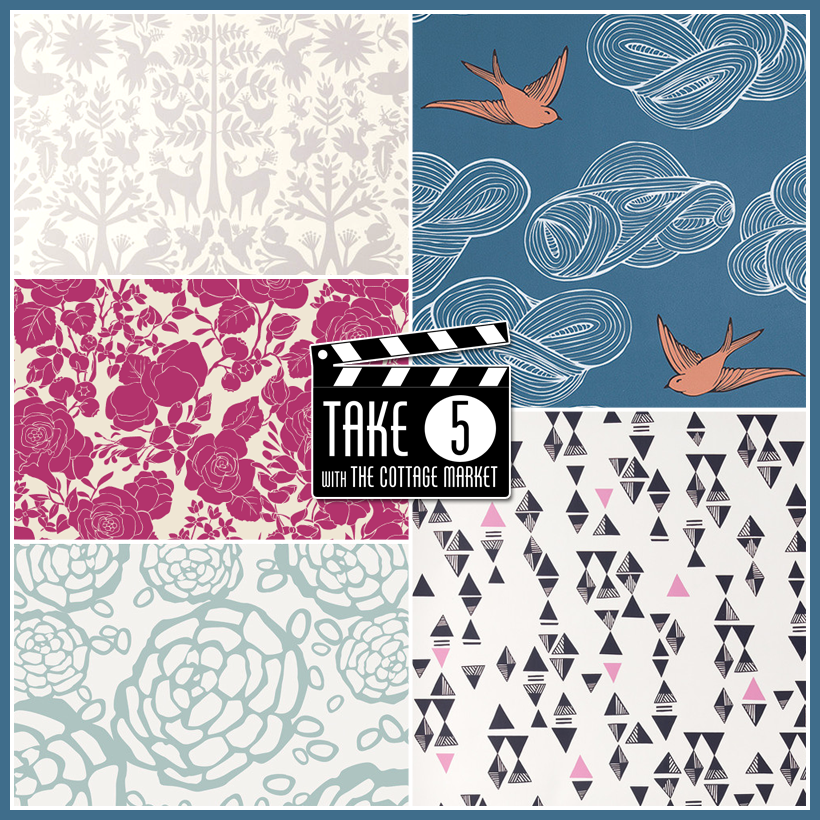 Removable Wallpaper Tiles take 5 removable wallpaper - the cottage market