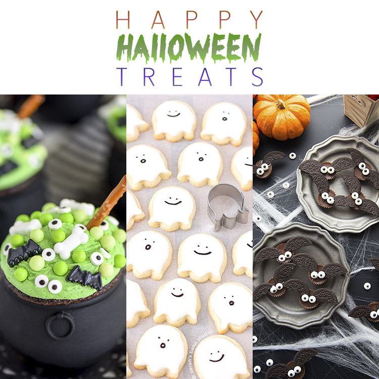 25 Happy Halloween Treats