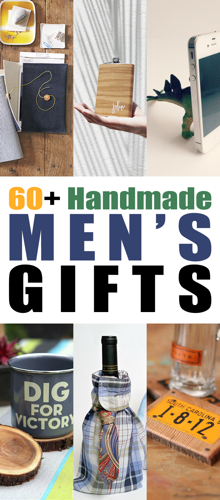 60 Handmade Men S Gifts The Cottage Market