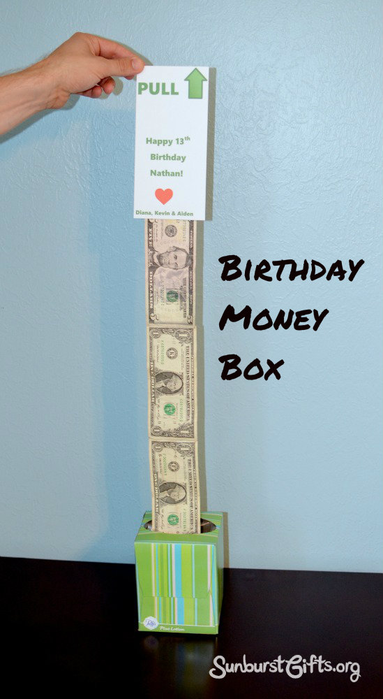 Cool and creative ways to give money as a gift the for Cool ideas to make money