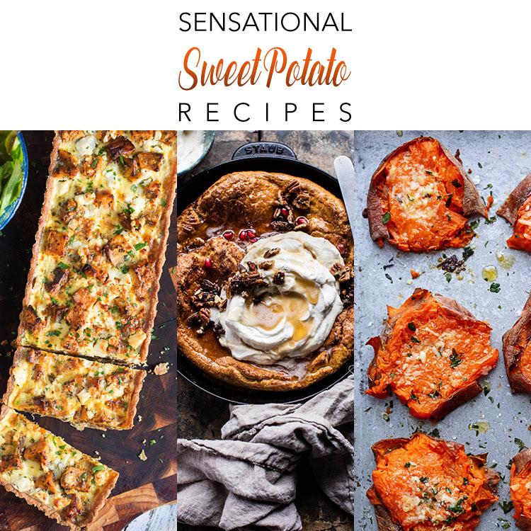 Sensational Sweet Potato Recipes