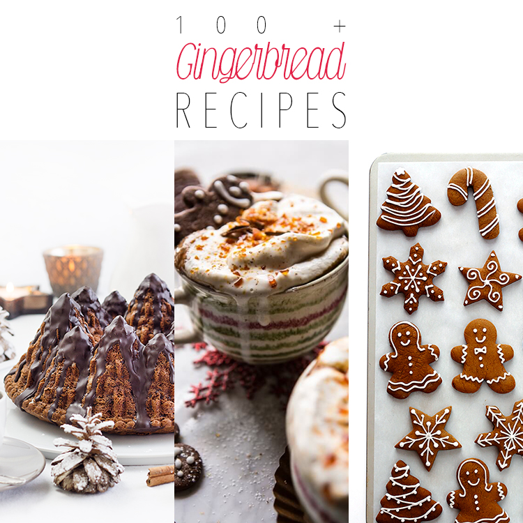 100+ Gingerbread Recipes