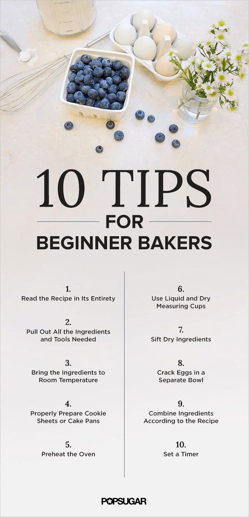 21 Baking Charts That You Will Use The Cottage Market