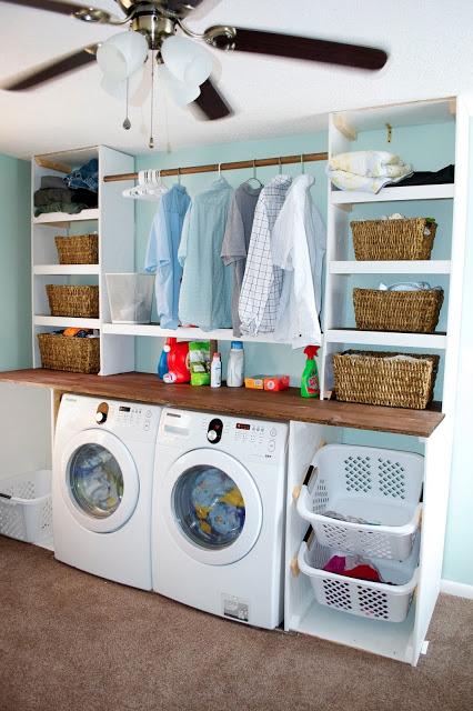LaundryShelving