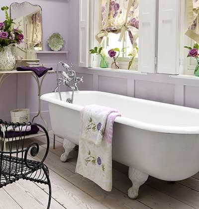lavender-bath