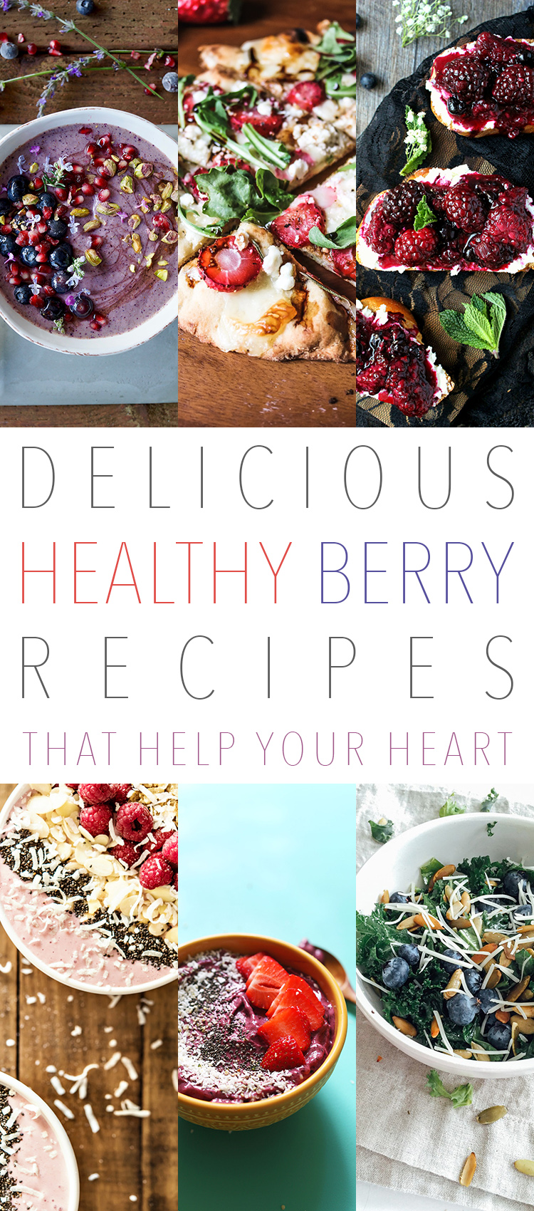 Delicious healthy berry recipes that help your heart the cottage delicious healthy berry recipes that help your heart forumfinder Choice Image