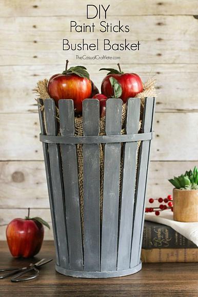 Loving these DIY Farmhouse Baskets - The Cottage Market