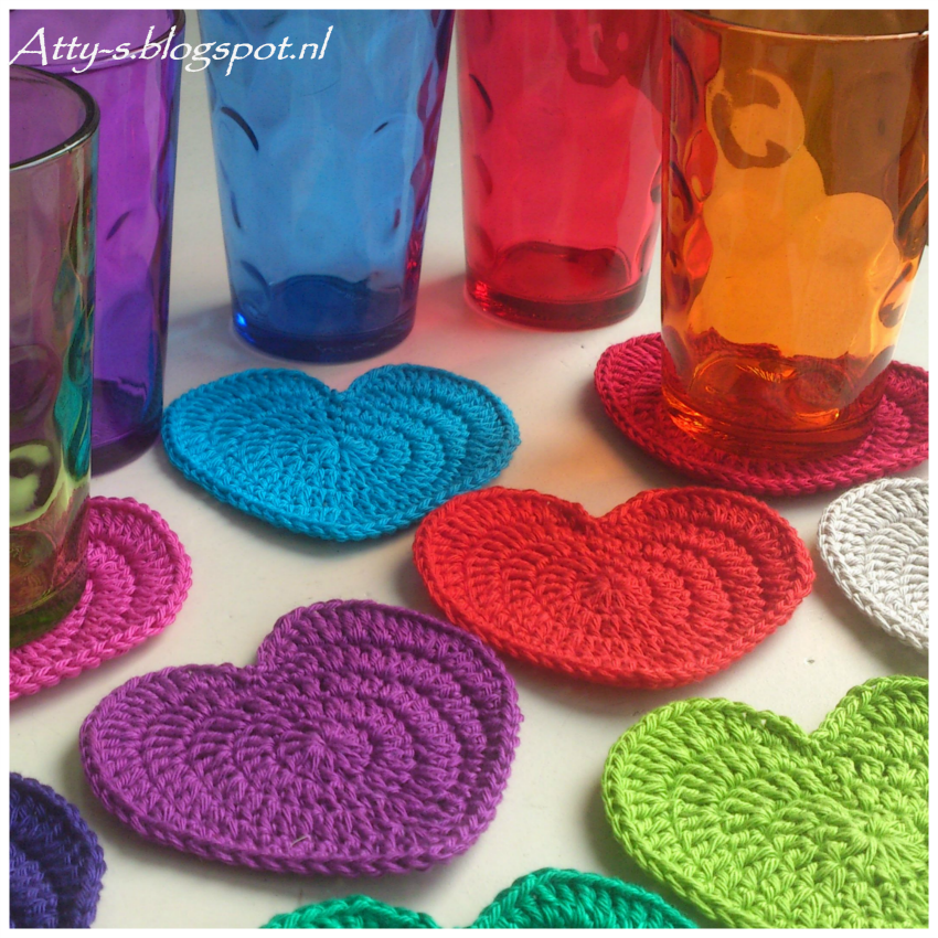 Free Crochet Patterns For Valentines Day Fun The Cottage Market