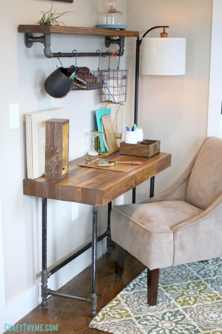 Farmhouse Vanity Chair