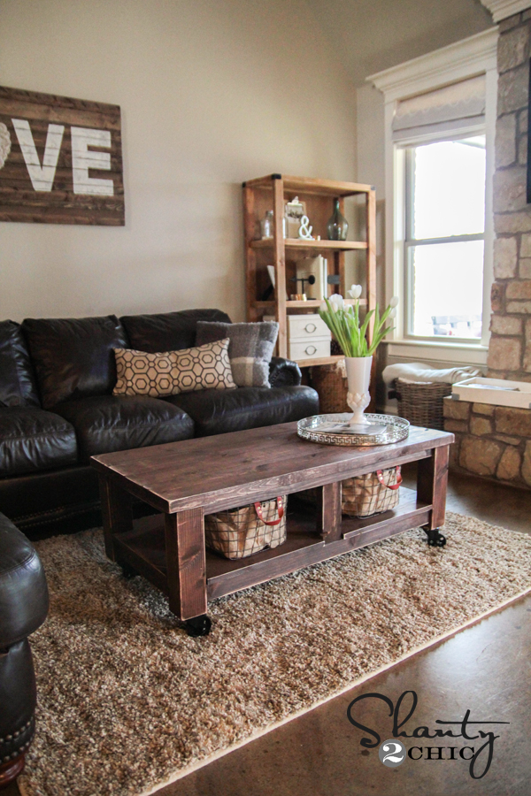 More Amazing Farmhouse Pottery Barn KnockOffs Page Of - Pottery barn farmhouse coffee table