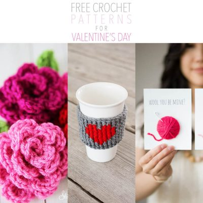 Free Crochet Patterns for Valentine's Day Fun