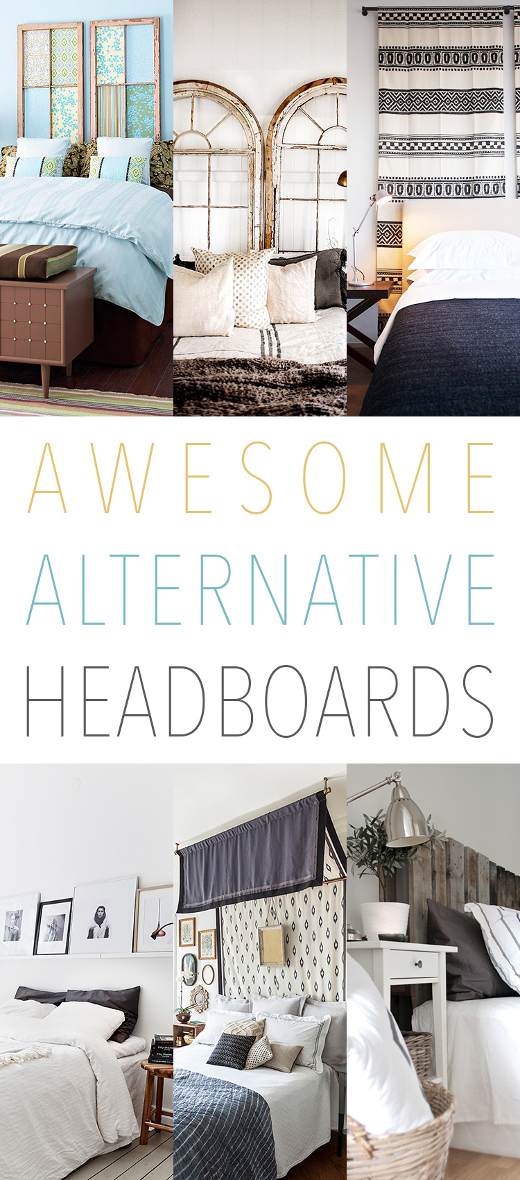 23 Awesome Alternative Headboards The Cottage Market