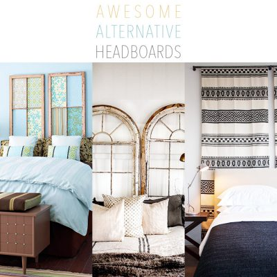 23 Awesome Alternative Headboards