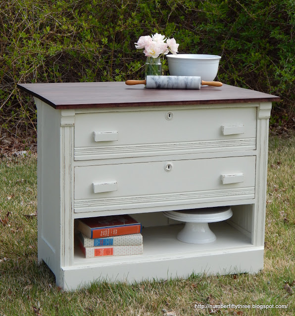 Superb Now this Farmtastic Dresser went through two different cycles of Upcycle ufirst it has been repurposed from a dresser to a Kitchen Island and then it got a