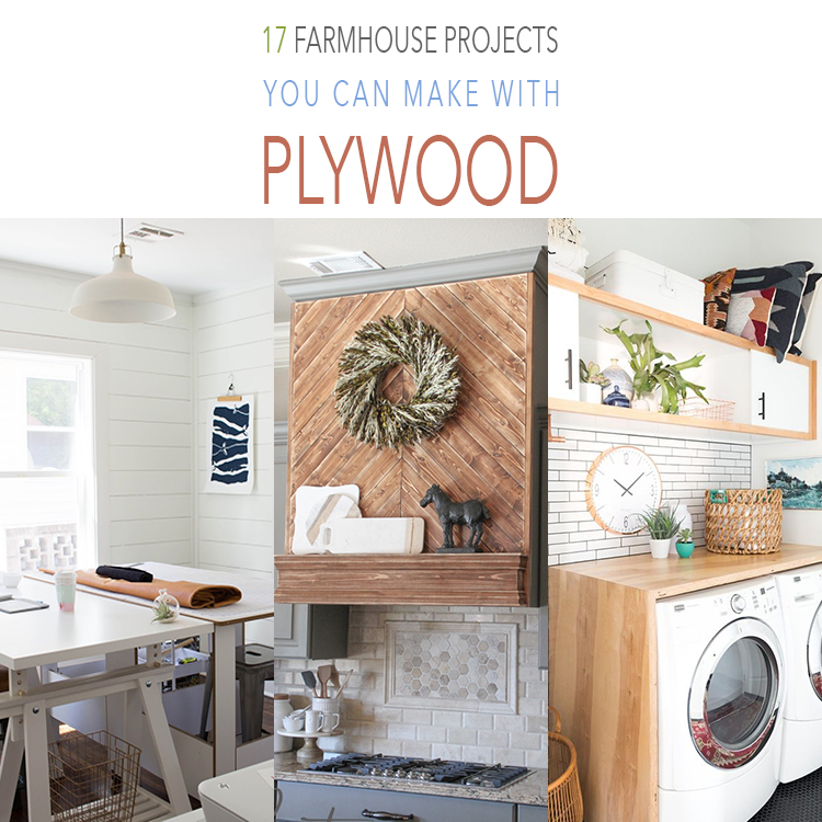 17 Farmhouse Projects You Can Make