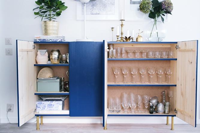 Ikea Akurum Credenza : Amazing storage ikea hacks the cottage market