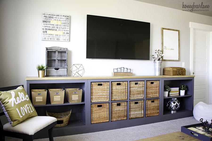 Low Credenza Ikea : Amazing storage ikea hacks the cottage market