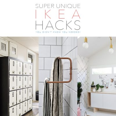 Super Unique IKEA Hacks You Didn't Know You Needed!
