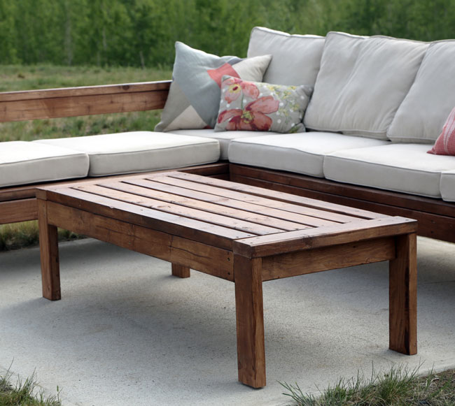 free furniture table patio outdoor plans