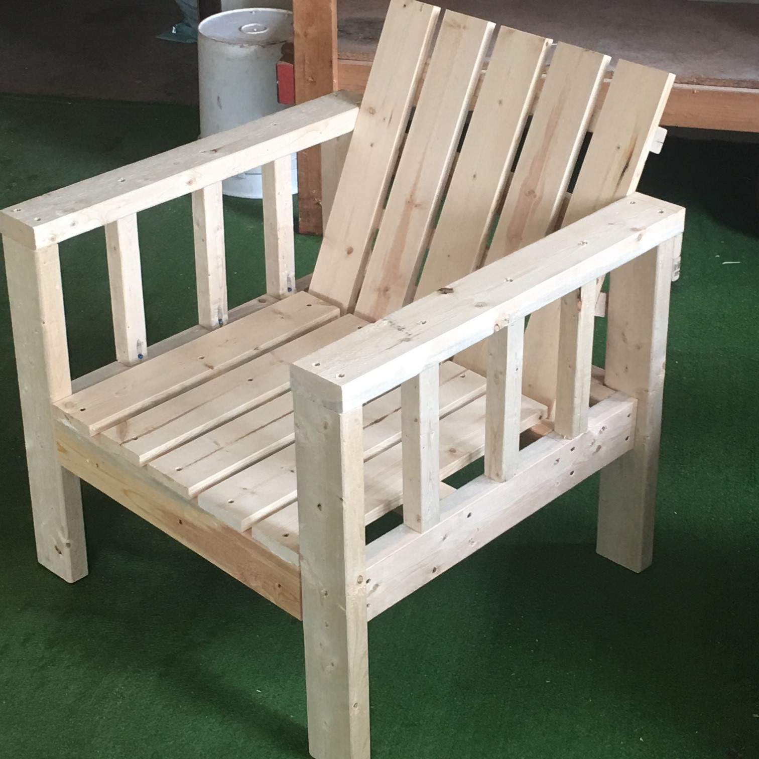 Garden Furniture Chairs fabulous outdoor furniture you can build with 2x4s - the cottage