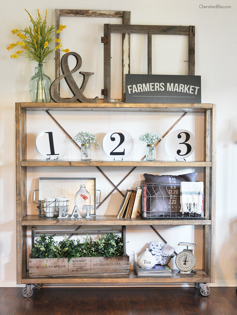 20 Restoration Hardware Inspired Farmhouse Diy Projects You Can Create The Cottage Market