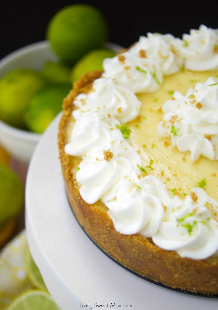 Instant Pot Key Lime Cheesecake Recipes